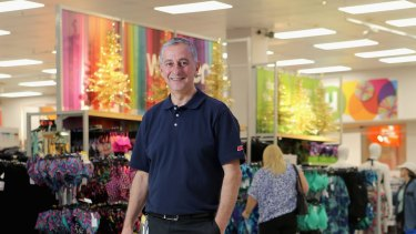 Kmart veteran chief Guy Russo faces a Herculean taks at Target.