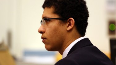Philip Chism was 14 when he raped and killed teacher Colleen Ritzer.