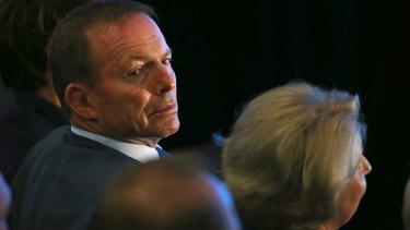 MP Warren Entsch said Mr Abbott has blown his chance as prime minister.