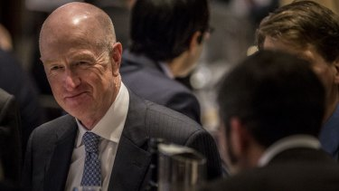 Glenn Stevens was unusually forthright when talking about the upcoming interest rates meeting.
