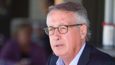 Former Labor treasurer Wayne Swan says Chris Jordan's 'knock-about style' appealed to him.