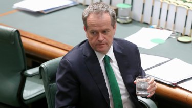 The addresses were changed for scores of voting papers for the national ballot that elevated Bill Shorten to the leadership.