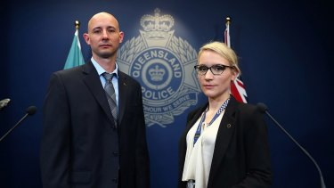 Scott Anderson and Adele Desirs, two highly skilled and internationally regarded specialist investigators, have joined the QPS Child Victim Identification Team.