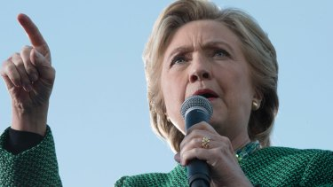 Wikileaks published thousands of emails hacked from Hillary Clinton's campaign.