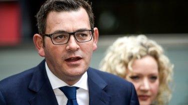 The CFA dispute has badly damaged Premier Daniel Andrews.