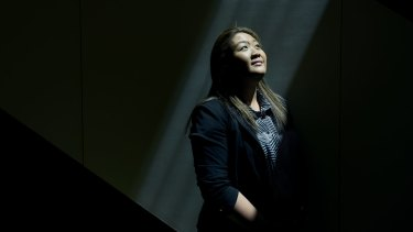 Kylie Kwong says her present job is much more nurturing.
