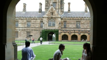 Sydney University, which has undertaken an audit.