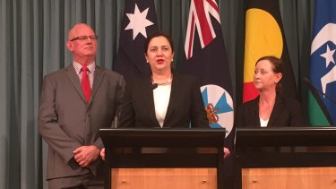 The Labor government announced changes to youth detention in Queensland last year.