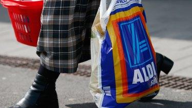 Aldi earned a pre-tax profit margin of 5.2 per cent in 2013 — exceeding Coles's food and liquor margin of 4.3 per cent.