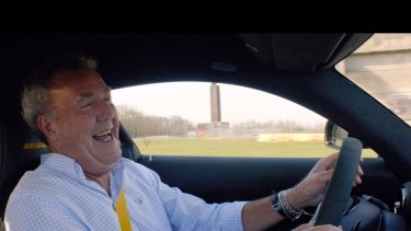 The Grand Tour, season 2, is driving by your place with Jeremy Clarkson.
