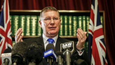 """Some in Labor now believe that without Denis Napthine the Liberal vote is """"soft' in South-West Coast."""