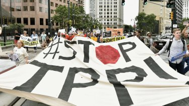 Critics say the TPP could expose Australia to billion-dollar battles in international courts.