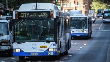 About 200 jobs will be axed from bus operator State Transit.