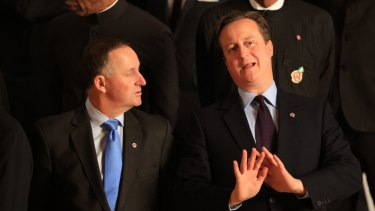 New Zealand Prime Minister John Key and British Prime Minister David Cameron have both had to defend their countries' strategies against tax avoidance in light of the Panama Papers' revelations.