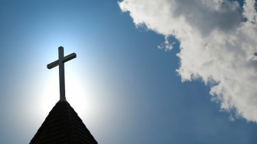 The number of Canberrans with 'no religion' rose about 13 per cent in the past decade.