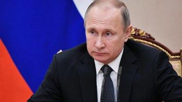 Is Russian President Vladimir Putin  pulling Donald Trump's strings?