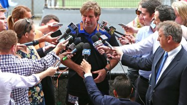 Killer caveat: Coach Des Hasler has been asked to agree to a clause that belies his experience in taking clubs to success.