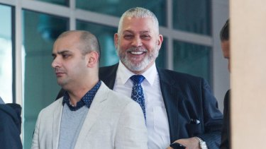 """""""You can understand why he would have thought 'I have to protect myself',"""" Mick Gatto's lawyer said."""