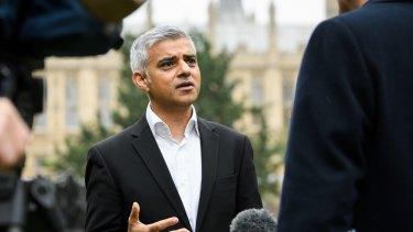 London elected a progressive mayor, Sadiq Khan this year.