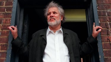 Author Michael Ondaatje's writing starts from images.