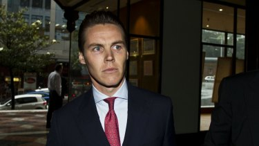 Oliver Curtis faces the prospect of up to five years in prison, a $220,000 fine, or both.