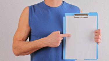 Personal trainers: Fit to guide you in nutrition?