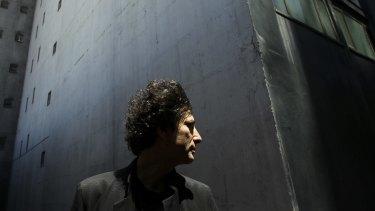 Neil Gaiman in Sydney in 2013.