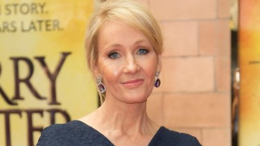 J.K. Rowling was once an unknown, struggling writer.