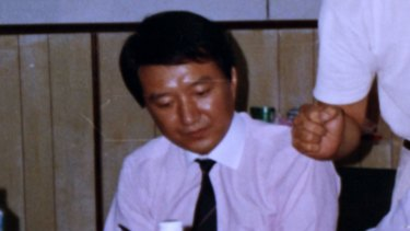 Australia Stern Hu: In jail for five years.