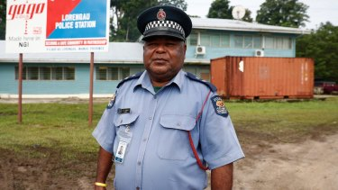 Manus Province Police Commander David Yapu says soldiers assaulted refugees, his policemen, PNG immigration officers and service providers.