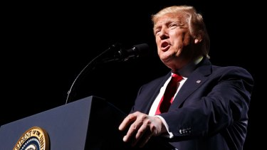 US President Donald Trump faces allegations that he is mentally unfit.