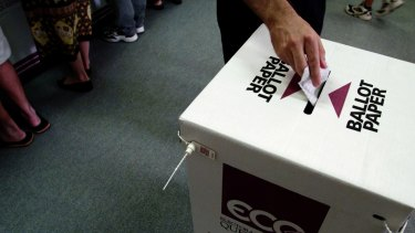"""The AEC's handling of the 2013 election was described as a """"disaster""""."""