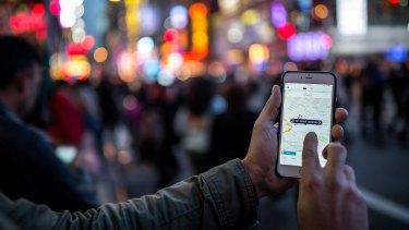 Uber and Airbnb are receiving fresh support from the state government.