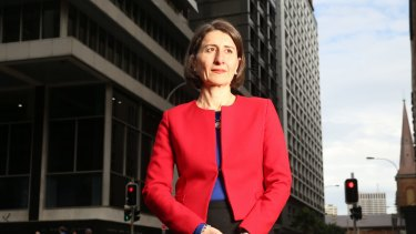"""We're doing everything we can for first home buyers"": NSW Treasurer Gladys Berejiklian"
