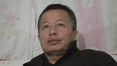Gao Zhisheng, photographed earlier this year, says he was tortured while in detention.