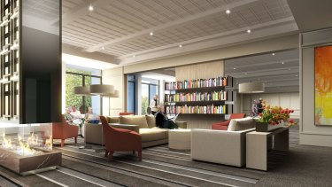 Stockland has started work on the $160 million redevelopment, which includes a clubhouse, of the Cardinal Freeman Retirement Village in Ashfield in Sydney's inner west.