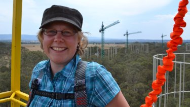 Annette Hirsch, leading climate talent who may find job opportunities harder to come by in Australia.