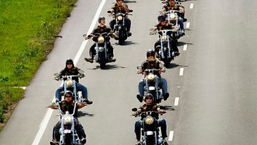 Reports suggest criminal bikies are moving back to the Gold Coast.