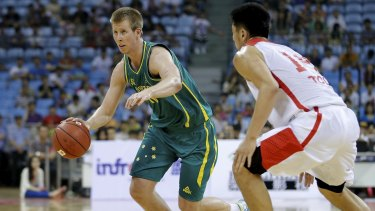 NBL bound: Brock Motum has signed with Adelaide after being cut by Utah Jazz.