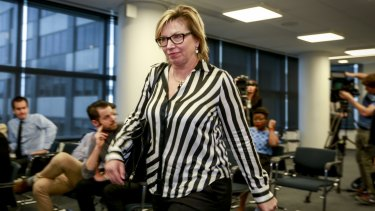 Rosie Batty responds to the findings of the inquest into the death of her son, Luke.