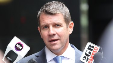 Premier Mike Baird, who is also Minister for Western Sydney, said he had no control over the commercial decisions made my companies.