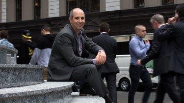 SocietyOne's Mitchel Harad says start-ups need to get more hungry and think bigger.