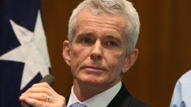 """""""We need to make sure that the Parliament, representing the people, have that say"""": One Nation senator Malcolm Roberts."""