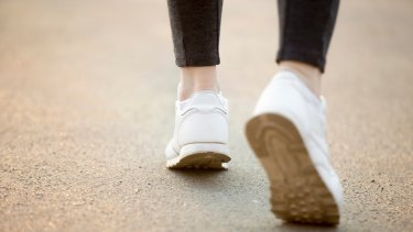 Walk the talk and move more.