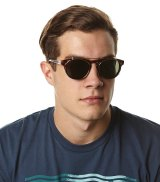 Clip-on sunglasses are a thing this summer.