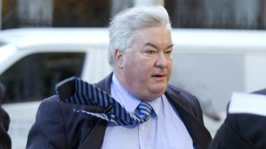 Former federal health minister Dr Michael Wooldridge was originally hit with a 27-month ban and a $20,000 fine.
