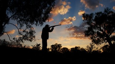This year's duck hunting season opened on March 21.