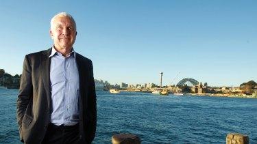 John Hartigan says it's time for Tony Abbott to step aside.