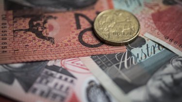 The weakness of the US dollar has also drawn interest in the Aussie.