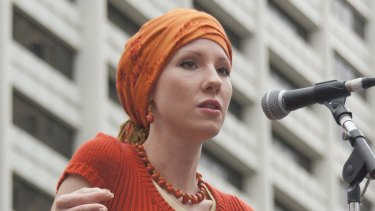 Danielle Tindle's cancer treatment costs $5000 every three weeks.